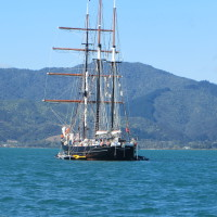 coromandel tall ships