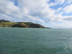 handfords bay, coromandel harbour