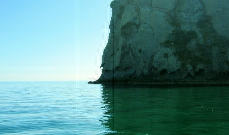 Elephant Cove Northern Coromandel Islands Hauraki Gulf