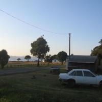 Koutuna Beach Car Wreck Coromandel NZ
